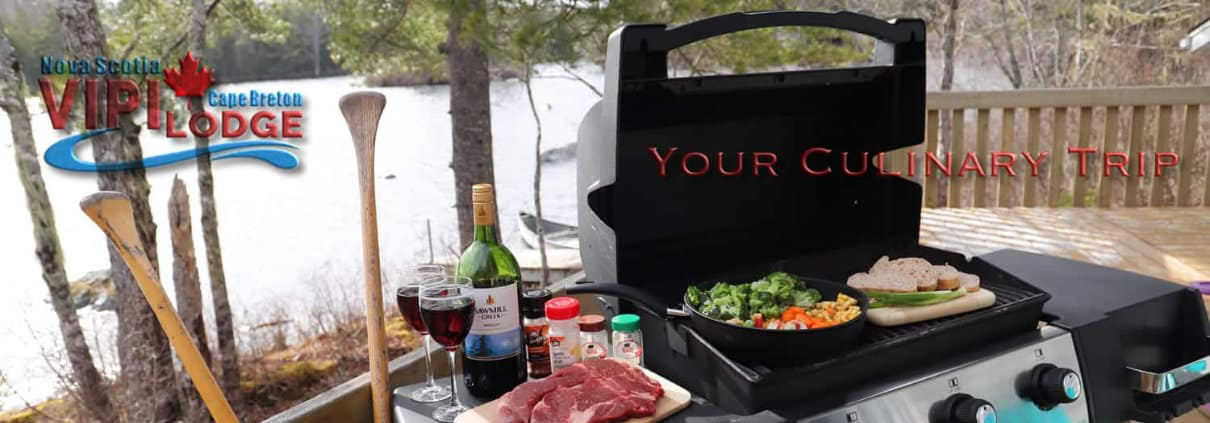 Food and Drinks, Cooking in the Vipilodge