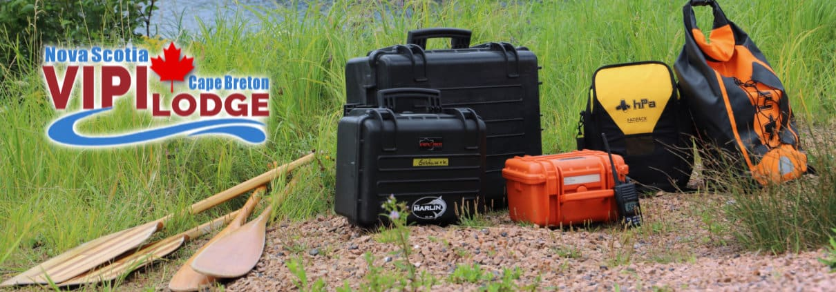 MARLIN Equipment, Explorer Cases, HPA Rucksäcke