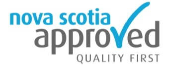 Website NS Approved nova scotia, Qualitäts Siegel