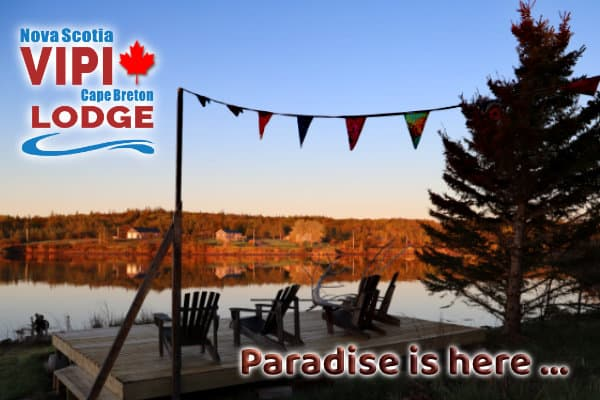 Paradise is here, Vipilodge Arthur Vollmer