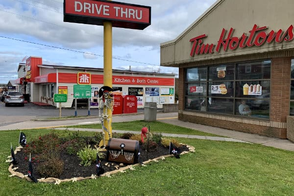 St Peters Tim Hortons