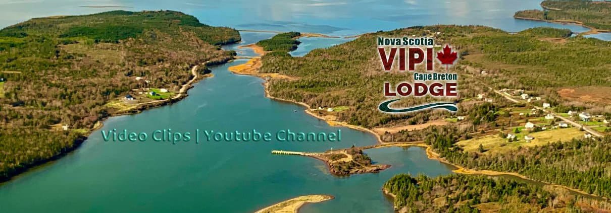 Video Clips Vipilodge, Chedabucto Bay, Janvrin's Island