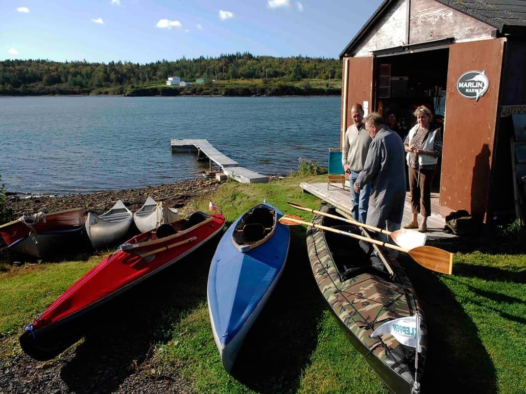 The old boathouse of the Vipilodge