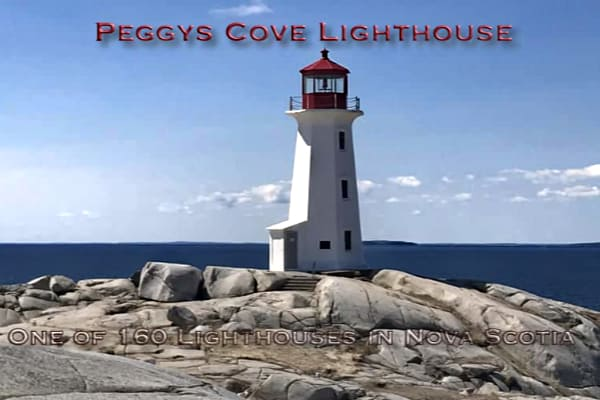 Peggys Cove Lighthouse, travel-stories-kanada